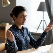 Managing stress and maintaining work-life balance when working from home