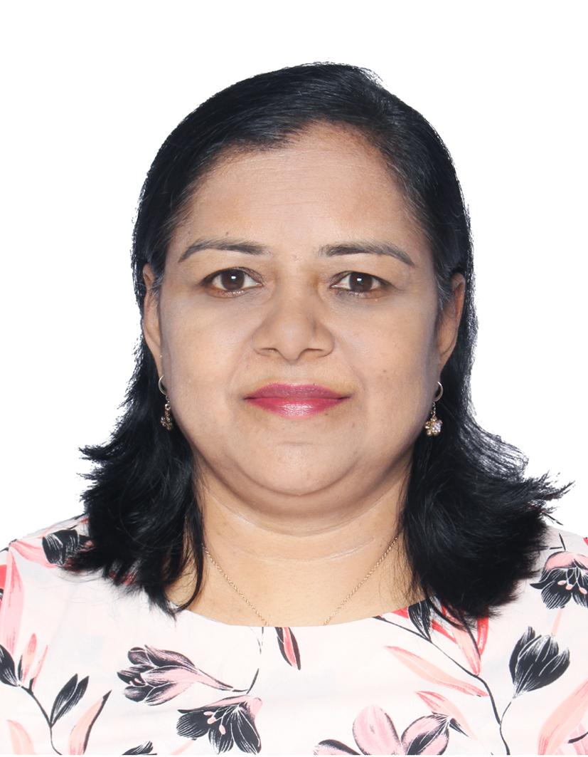 Dr Nigila Ravichandran