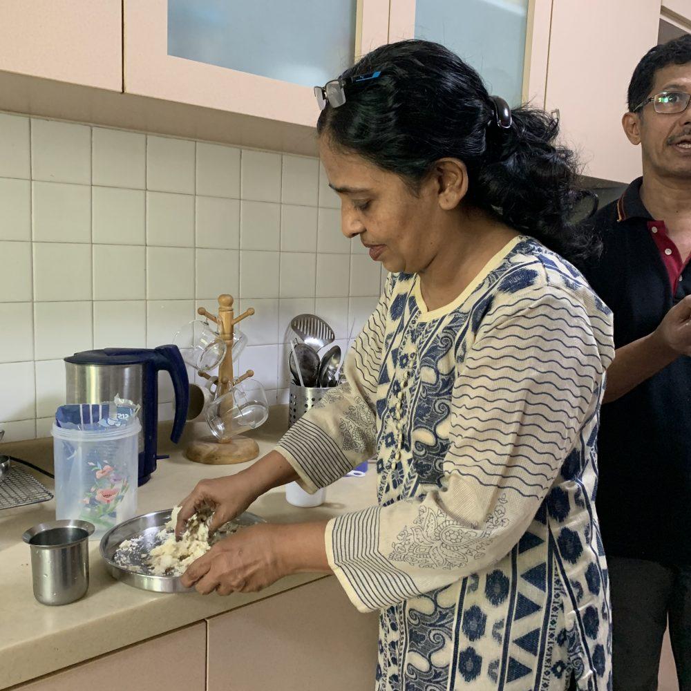 Cook Radhika