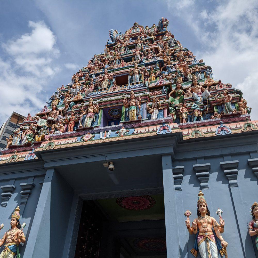Sr Srinivas Perumal Temple