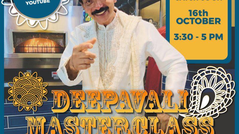 Deepavali Masterclass on Briyani