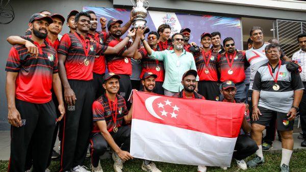 Singapore National Cricket Team