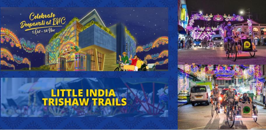 Little India Trishaw Trails