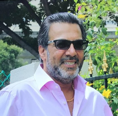 Singapore Cricket Association President Mahmood Gaznavi